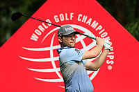 Brandon Grace (RSA) on the 9th tee during the 2nd round at the WGC HSBC Champions 2018, Sheshan Golf CLub, Shanghai, China. 26/10/2018.<br /> Picture Fran Caffrey / Golffile.ie<br /> <br /> All photo usage must carry mandatory copyright credit (&copy; Golffile | Fran Caffrey)