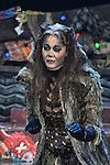 Chimene Badi - Premiere representation du spectacle Cats avec Chimene Badi dans le role de Grizabella au Theatre Mogador a Paris