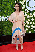 Gabrielle Ruiz at CBS TV's Summer Soiree at CBS TV Studios, Studio City, CA, USA 01 Aug. 2017<br /> Picture: Paul Smith/Featureflash/SilverHub 0208 004 5359 sales@silverhubmedia.com