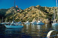 Marina Del Rey, CA, USA, Sailing, Southern California, Santa Monica Bay, Sunset, Beautiful High dynamic range imaging (HDRI or HDR)