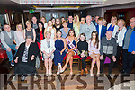 Kimberly Harris, st. Brendan's Park Tralee, celebrates her 18th Birthday with family and friends at the Abbey Inn on Friday