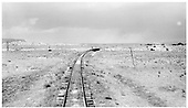 Scene viewed from southbound Santa Fe Branch train near San Ildefonso Pueblo.<br /> D&amp;RGW  San Ildefonso Pueblo, NM  Taken by Lunoe, Bob - 8/26/1941