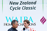 Cyrille Thiery. Circuit of Champions, stage five of the 2019 Grassroots Trust NZ Cycle Classic UCI 2.2 Tour from Cambridge, New Zealand on Sunday, 27 January 2019. Photo: Dave Lintott / lintottphoto.co.nz