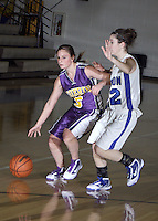 Girls JV Basketball vs Tipton 1-5-10