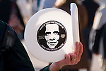 """Barack Obama rally, Colorado State University, the """"Oval,"""" Fort Collins, Colorado, October 26, 2008"""