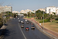 Tripoli, Libya - Street Scene