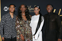 """LOS ANGELES - AUG 8:  J. Valentine, Ethiopia Habtemariam, Feather, Tank at the """"Hitsville: The Making Of Motown"""" Premiere at the Harmony Gold Theater on August 8, 2019 in Los Angeles, CA"""