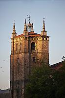 Europe/Espagne/Pays Basque/Guipuscoa/Goierri/Segura: Église de Notre Dame de l'Asomption