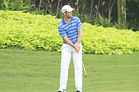 Paul Casey (ENG) on the 4th during Round 3 of the CIMB Classic in the Kuala Lumpur Golf & Country Club on Saturday 1st November 2014.<br /> Picture:  Thos Caffrey / www.golffile.ie