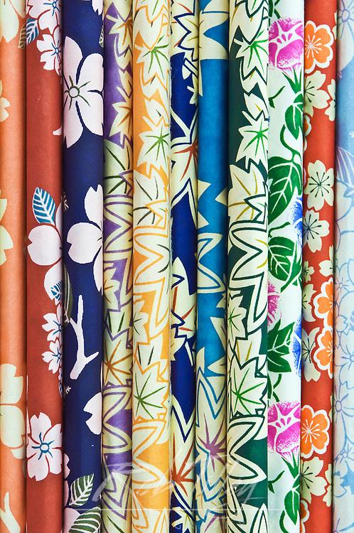 Japan, Gifu, Mino, Japanese Paper (Washi)
