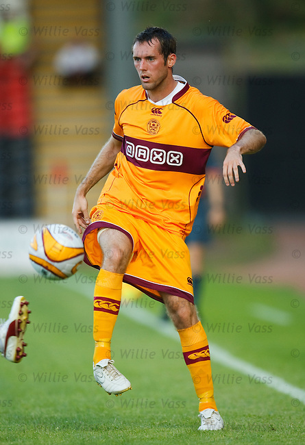 Jim O'Brien, Motherwell