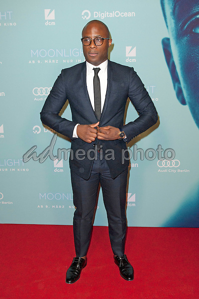 "20 January 2017 - Berlin, Germany - ""Moonlight"" Premiere. Barry Jenkins. Photo: Andreas Suhr/face to face/AdMedia"