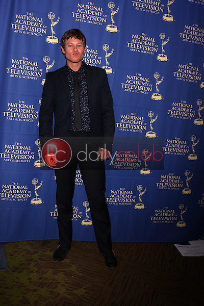 LOS ANGELES - JUN 20:  Guy Wilson at the 2014 Creative Daytime Emmy Awards at the Bonaventure Westin on June 20, 2014 in Los Angeles, CA