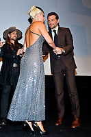 09 September 2018 - Toronto, Ontario, Canada -  Bradley Cooper, Lady Gaga, Stefani Germanotta. &quot;A Star Is Born'&quot; Press Conference during 2018 Toronto International Film Festival at Roy Thomson Hall. <br /> CAP/ADM/BPC<br /> &copy;BPC/ADM/Capital Pictures