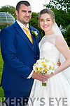 Lisa O'Donoghue and Niall O'Sullivan were married at St. Bredans Church Clogher, by Fr. Pat Crean Lynch on 16th June 2017 with a reception at Ballyseede Castle Hotel