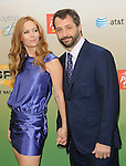 Leslie Mann & Judd Apatow at The 2009 Spike TV Guy's Choice Awards held at Sony Picture Studios in Culver City, California on May 30,2009                                                                     Copyright 2009 DVS / RockinExposures