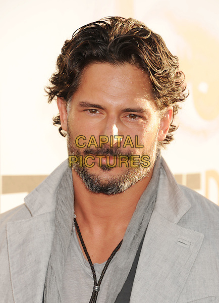 "Joe Manganiello.HBO's ""True Blood"" Season 5 Premiere, Hollywood, California, USA..May 30th, 2012.headshot portrait grey gray beard facial hair .CAP/ROT/TM.©Tony Michaels/Roth Stock/Capital Pictures"
