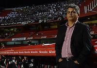 SAO PAULO SP, 03 Julho 2013 - Sao Paulo  X Corinthians.   Ney Frano   durante primeira partida da final da recopa sulamericana  de 2013  no Estadio do Morumbi em  Sao Paulo, nesta quarta , 03. (FOTO: ALAN MORICI / BRAZIL PHOTO PRESS).
