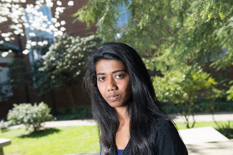 Chathuri Karunarathna, Graduate Student, Math, College of Arts and Sciences