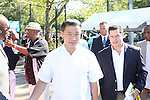 New York City Comptroller John C. Liu attends the 43rd Annual West Indian Carnival Festival - 2010 - Labor Day Parade, Brooklyn New York