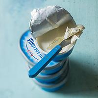 Amérique, Amérique du Nord, USA, Etats-Unis, Vallée du Delaware, Pennsylvanie, Philadelphie, Philadelphia cream cheese //United States, Pennsylvania, Philadelphia,  Philadelphia cream cheese, - Stylisme : Valérie LHOMME