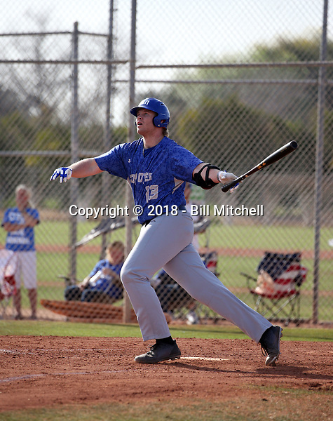 Herbie Good - 2018 College of Southern Nevada Coyotes (Bill Mitchell)