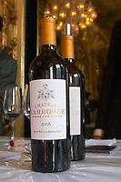 chateau l'arrosee 2006 saint emilion bordeaux france
