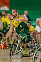 2016 Rio_Para - Wheelchair Basketball