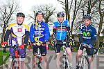 Kerry Crusaders Cycling Club Scenic Challenge: Taking part in the Kerry Crusaders Cycling Club Scenic Challenge on Sunday last were Tom Gentleman, Sam Hand, Don Willis & Aidan Conlon, Tralee.