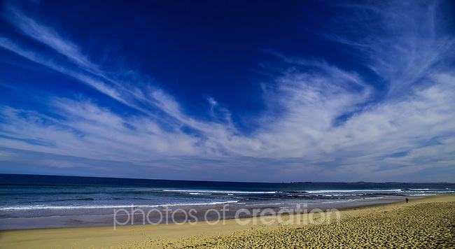 Sand Sea and Sky - Venus Bay Vic