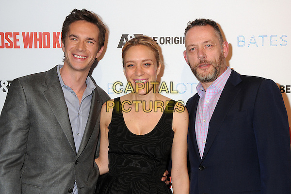 26 February 2014 - Hollywood, California - James D'Arcy, Chloe Sevigny, David McKillop. &quot;Bates Motel&quot; Season 2 and &quot;Those Who Kill&quot; Premiere Party held at Warwick. <br /> CAP/ADM/BP<br /> &copy;Byron Purvis/AdMedia/Capital Pictures