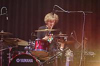 Kerberöffnung mit Orange Box und Schlagzeuger Herb Jösch (The Heavytones)  - 18.10.2019: Kerberöffnung in Mörfelden