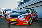 Liam Griffin - Redstone Racing Ford Focus
