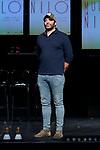 Alain Cornejo attends to 'Muerte en el Nilo' theatre play presentation at Ayala Theatre in Madrid, Spain. September 13, 2018. (ALTERPHOTOS/A. Perez Meca)