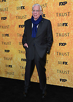 11 May 2018 -North Hollywood, California - Donald Sutherland. FYC Event for FX's &quot;Trust&quot; held at Saban Media Center at the Television Academy Wolf Theater. <br /> CAP/ADM/BT<br /> &copy;BT/ADM/Capital Pictures