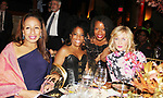 Tamara Tunie - Rhonda Ross - Fashion designer Tracy Rsses and Amy Carlson support Hearts of Gold All That Glitters Ball celebrating 23 years of support to New York City's homeless mothers and their children on November 1, 2017 at Capitale, New York City, New York.  (Photo by Sue Coflin/Max Photo)