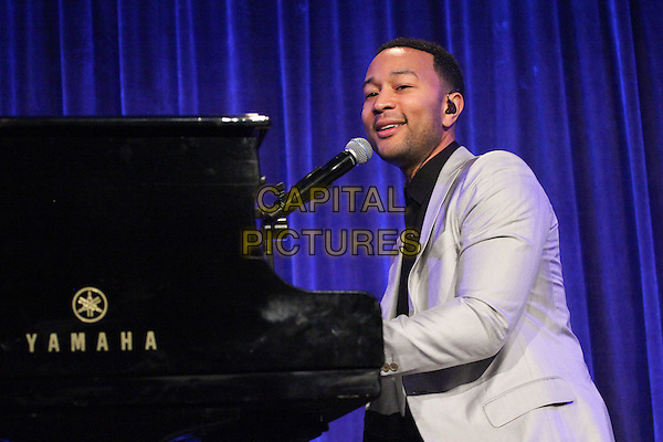 NEW YORK, NY - OCTOBER 21: John Legend at the 2015 Pencils Of Promise Gala at Cipriani Wall Street  on October 20, 2015 in New York City. <br /> CAP/MPI/DC<br /> &copy;DC/MPI/Capital Pictures