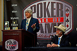 2012 Poker Hall of Fame Induction