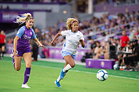 Orlando, FL - Wednesday September 11, 2019: Casey Short , Orlando Pride vs  Chicago Red Stars at Exploria Stadium.