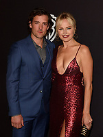 LOS ANGELES, CALIFORNIA - JANUARY 06: Jack Donnelly and Malin Akerman attend the Warner InStyle Golden Globes After Party at the Beverly Hilton Hotel on January 06, 2019 in Beverly Hills, California. <br /> CAP/MPI/IS<br /> &copy;IS/MPI/Capital Pictures