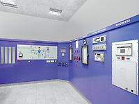 Ofible, Centrale Olivone, Centrale idroelettrica, Power Station, Elektrizitätswerk