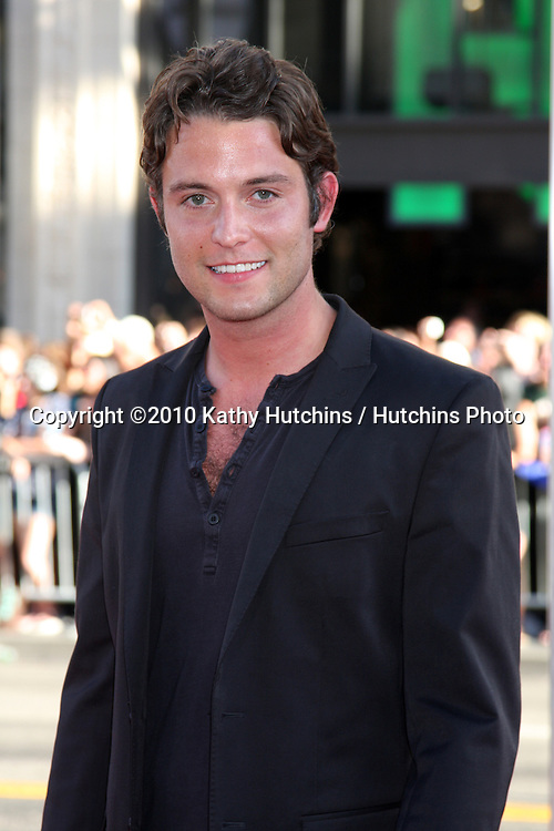 LOS ANGELES - JUL 13:  Chase Ryan Jeffery arrives at the Inception Premiere at Grauman's Chinese Theater on July13, 2010 in Los Angeles, CA ....