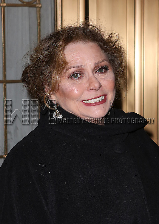 Elizabeth Ashley attends the Broadway Opening Night performance of 'The Heidi Chronicles' at The Music Box Theatre on March 19, 2015 in New York City.