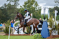 AUS-Shane Rose rides Virgil during the Cross Country for the FEI World Team and Individual Eventing Championship. 2018 FEI World Equestrian Games Tryon. Saturday 15 September. Copyright Photo: Libby Law Photography