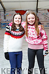 Besties Laura Power and Emma O'Brien Firies at the Killarney on Ice Skating ring on Saturday