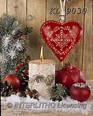 Interlitho-Alberto, CHRISTMAS SYMBOLS, WEIHNACHTEN SYMBOLE, NAVIDAD SÍMBOLOS, photos+++++,candle, heart,KL9030,#xx# ,wood