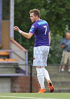 SV WEVELGEM CITY - FC MEULEBEKE :<br /> Wevelgem speler Gregory Hermans<br /> <br /> Foto VDB / Bart Vandenbroucke