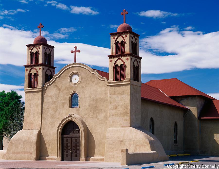 Socorro, NM<br /> Old San Miguel Mission