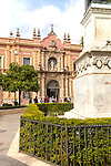 Museo de Bellas Artes, Museum of Fine Art, Seville, Spain