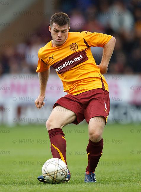 Steve Jennings, Motherwell
